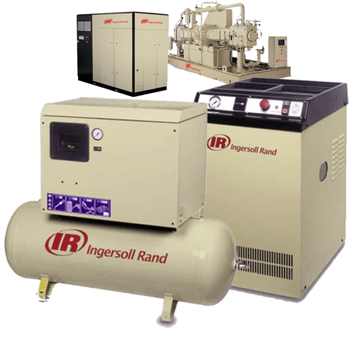 Ingersoll Rand Air Compressor Ireland